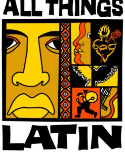 All Things Latin Logo